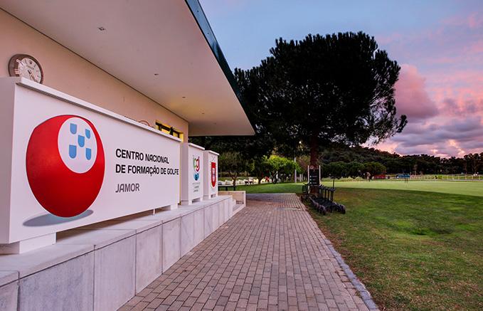 Instalações Federação Portuguesa de Golfe