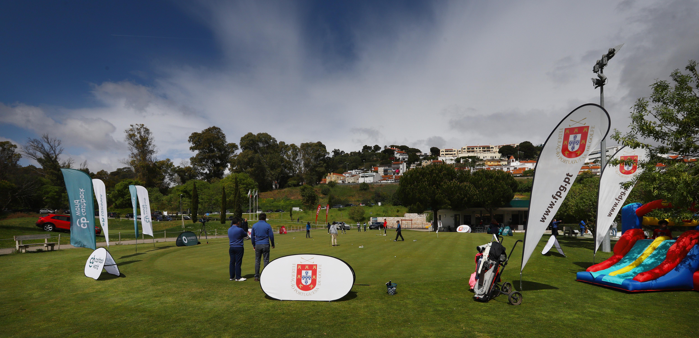 Dia do golfista no Jamor Federação Portuguesa de Golfe