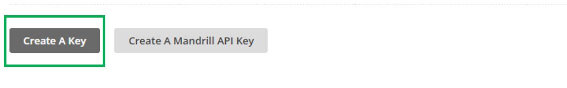 Create key 2