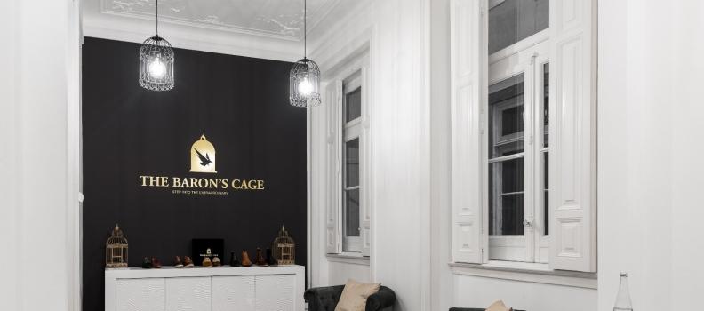 The Baron's Cage – Caso de Sucesso